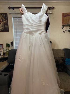 New And Used Wedding Dress For Sale In Mcallen Tx Offerup