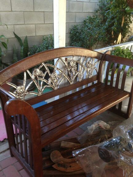 Berkeley Forge And Foundry Bench For Sale In Gardena