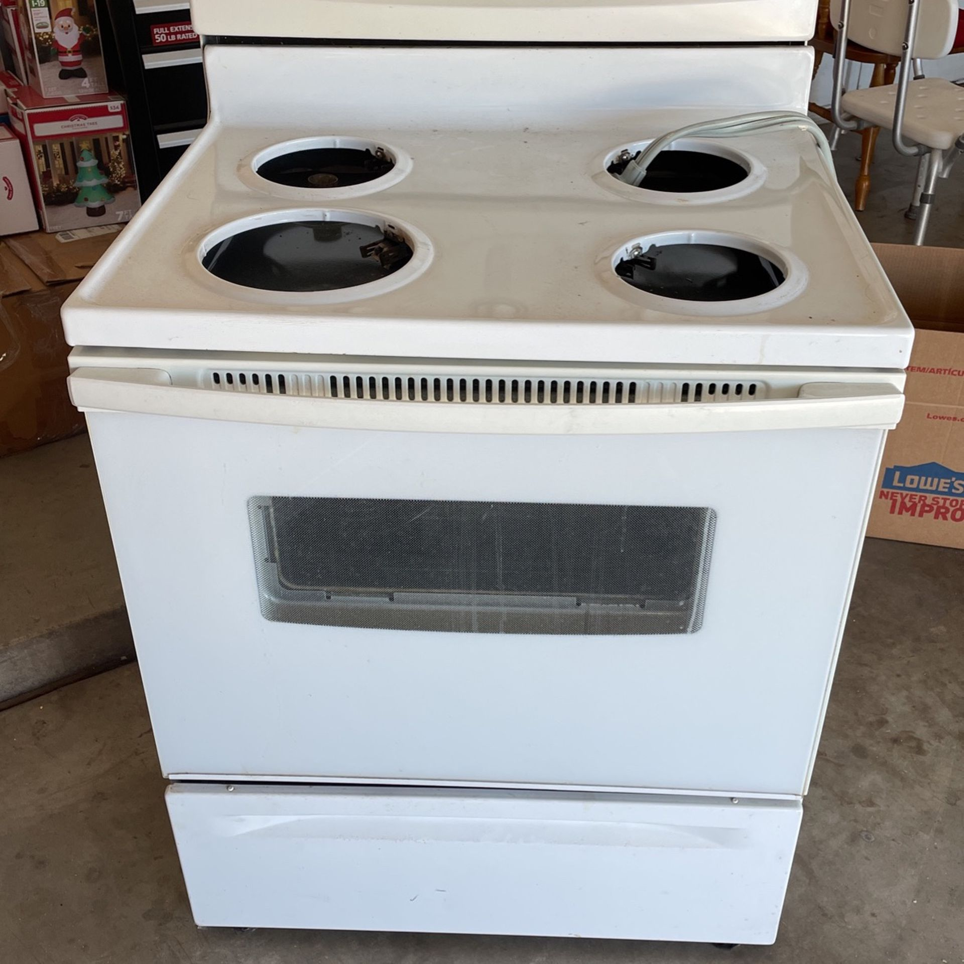 Free Stoves