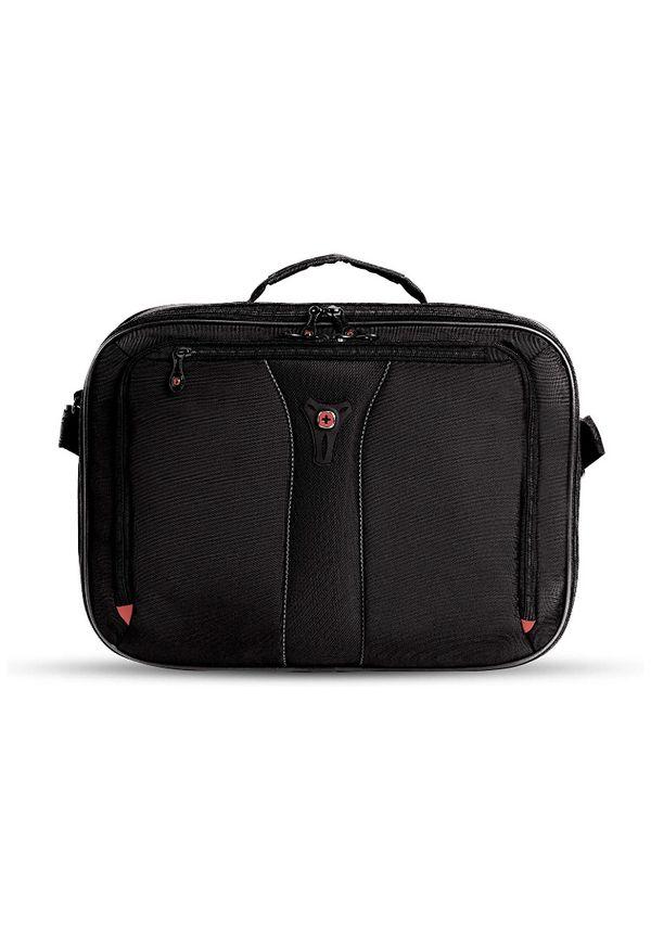 ebf05d7e4 SWISSGEAR Jasper Expandable Organizer 15-inch Laptop Case   TSA-Friendly  Carry-on   Travel, Work, School   Men's and Women's- Black Brand New! for  Sale in ...
