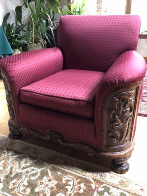 New and used Antique chairs for sale in Chicago, IL - OfferUp