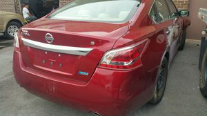 2013 NISSAN ALTIMA 2.5 NO TITLE PARTS ONLY for Sale in Silver Spring, MD