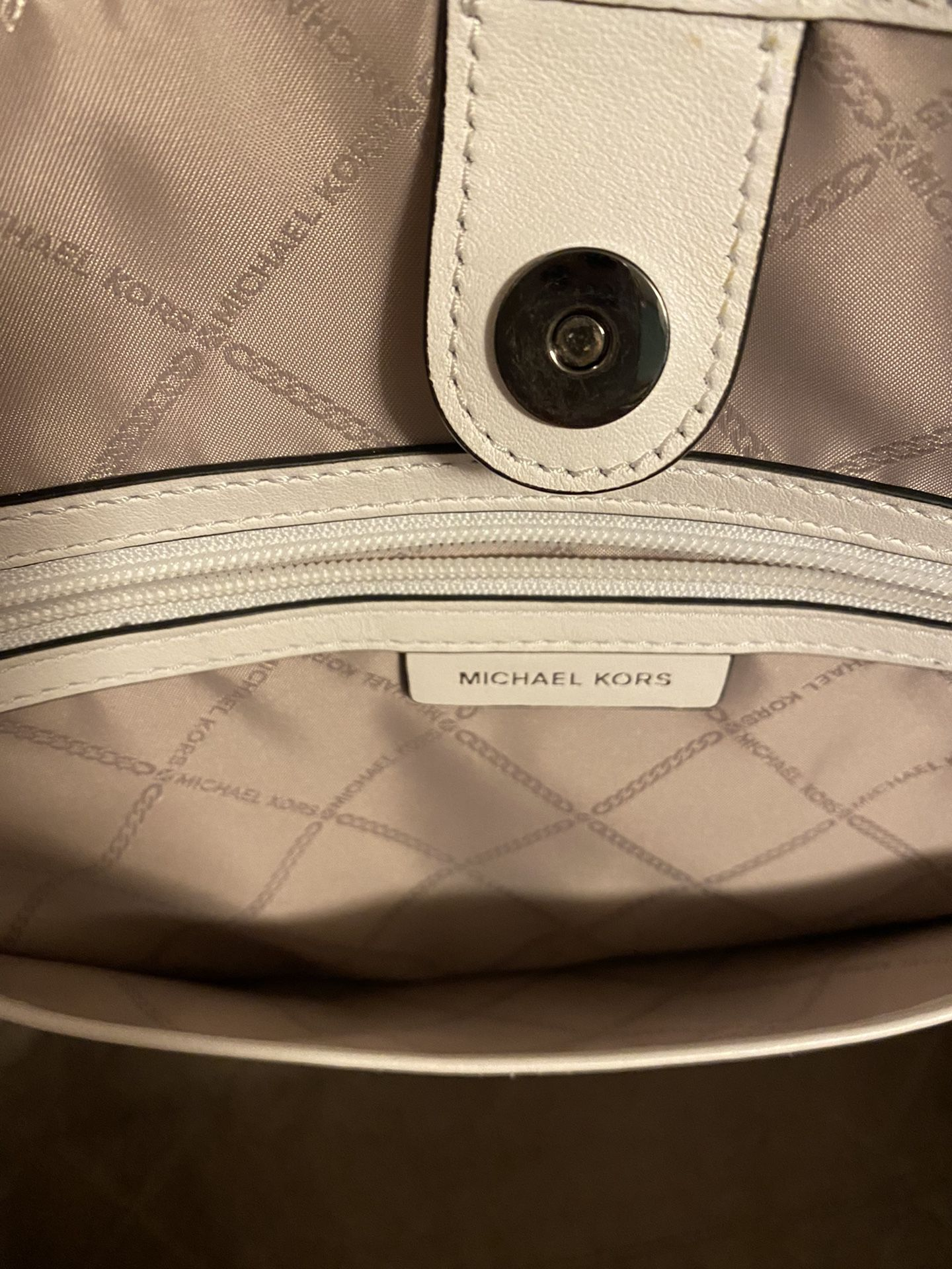 Michael Kors with matching wallet