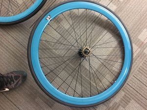 Bike tires excellent shape for Sale in Alexandria, VA