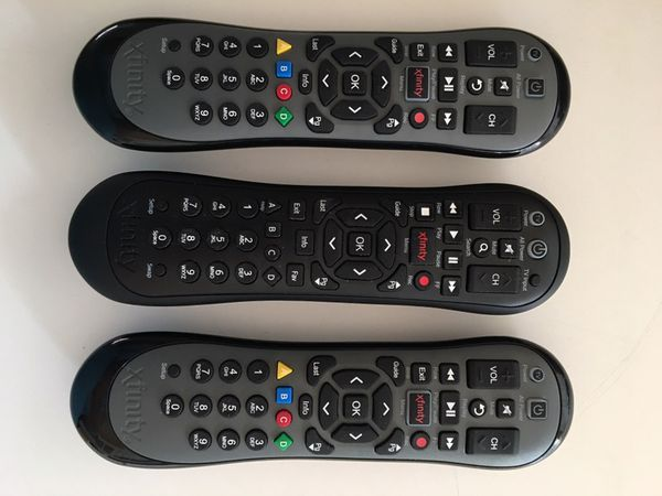 XFINITY Comcast remote control 5 dollars for Sale in Hialeah, FL - OfferUp