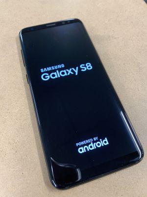 Photo Verizon Unlocked Samsung Galaxy S8