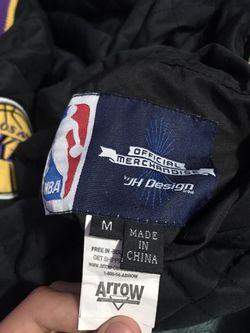 Reversible Lakers Jacket  Thumbnail