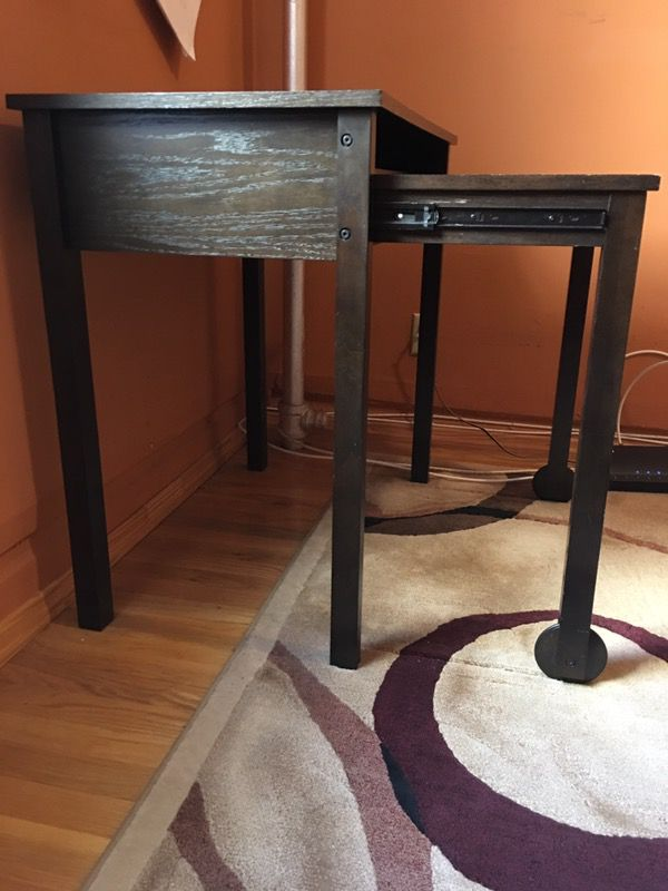 West Elm Jay Desk In Brown Expandable For New York Ny Offerup