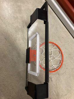 Mini Basketball Hoop Over The Door Thumbnail