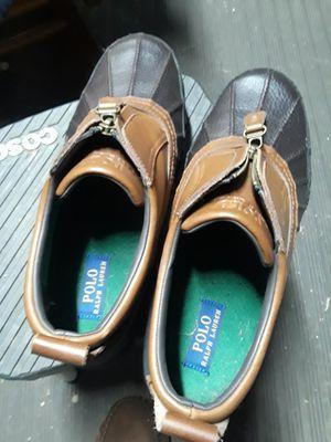 Photo Polo boots