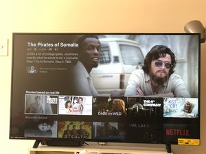 55 inch Phillips tv for Sale in Temple Hills, MD