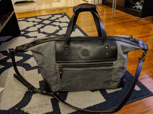 Wolverine Canvas Weekender Duffle for Sale in New York, NY