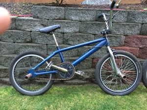 1998 Haro Dave Mira Signature Series freestyle bike. for Sale in Seattle, WA
