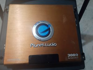 Photo Planet Audio 3000 monobloq