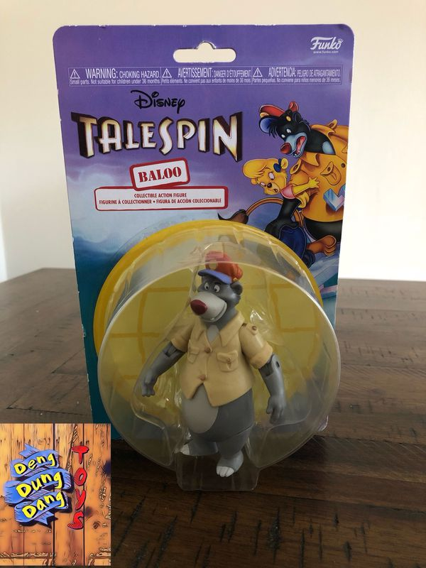 Disneys Talespin Baloo Action Figure For Sale In Fort Lauderdale