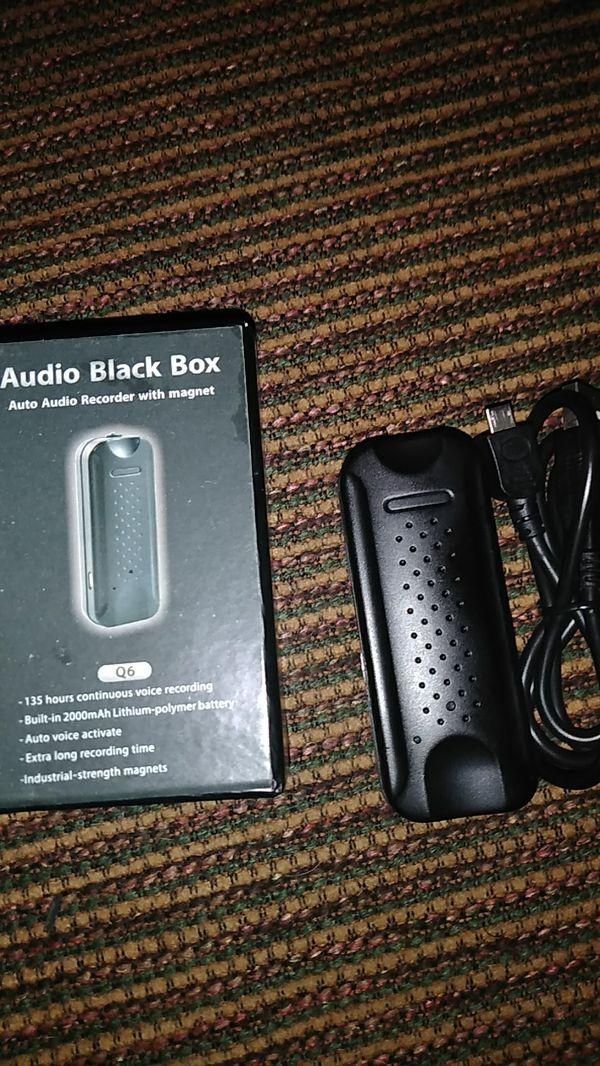 Mini Spy Auto Voice Recorder Audio Equipment In High Point Nc