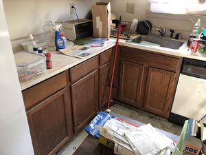 Kitchen cabinets for sale. Good condition. for Sale in Rockville, MD
