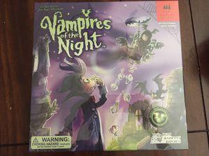 Vampires of the Night, kids game for Sale in Gilbert, AZ