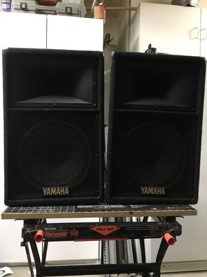 Yamaha S112 Iv Speakers For In North Las Vegas Nv