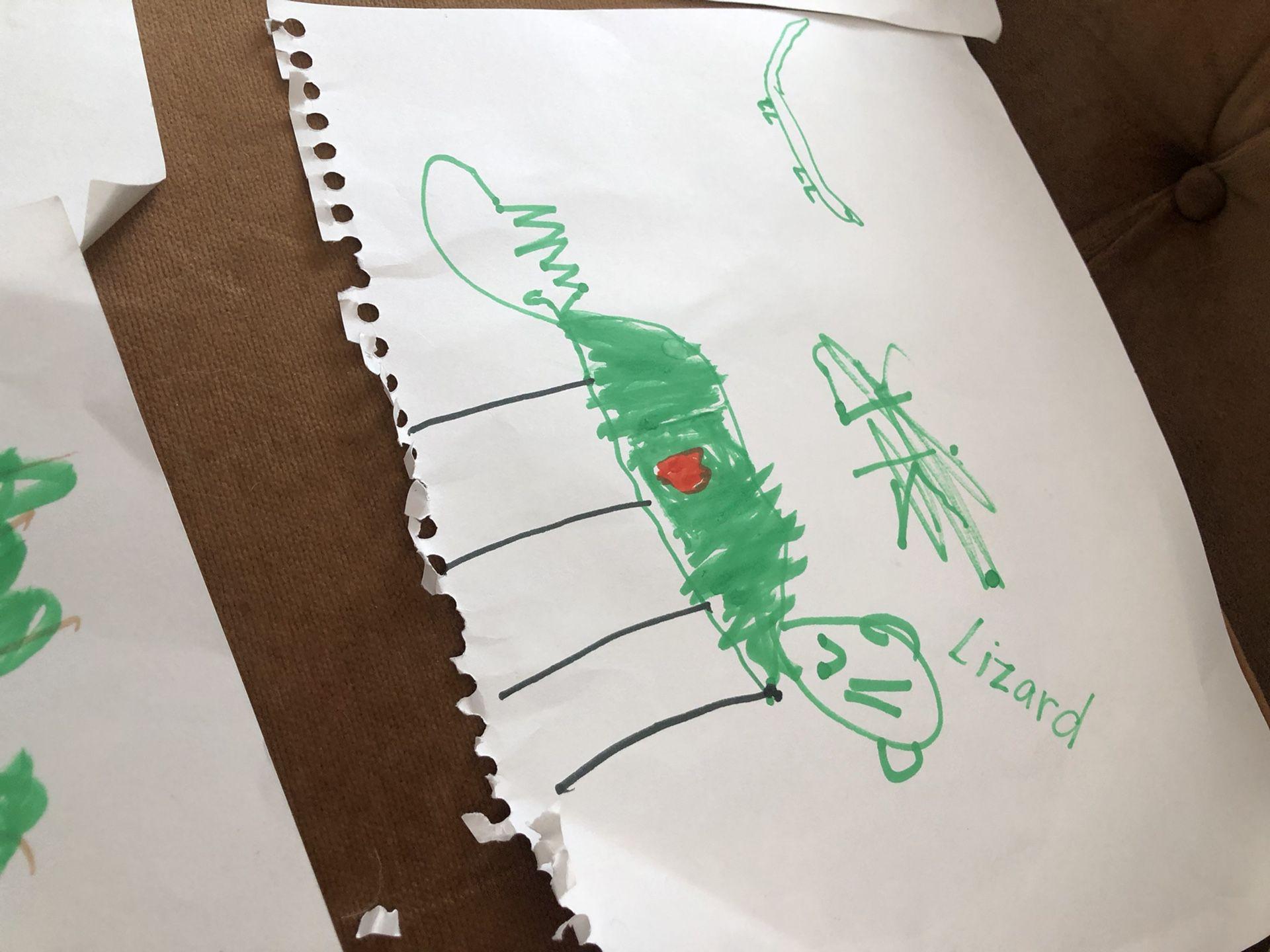 Beautiful artistic drawings