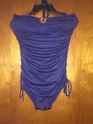 Women michael kors halter one piece Swimsuit size 10 for Sale in Richmond, VA