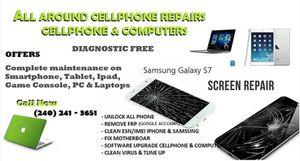 Fix Cellphone & Computer for Sale in Hyattsville, MD