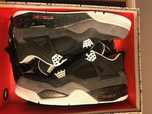 "Jordan 4 ""Fear Pack"" size 12 for Sale in Silver Spring, MD"