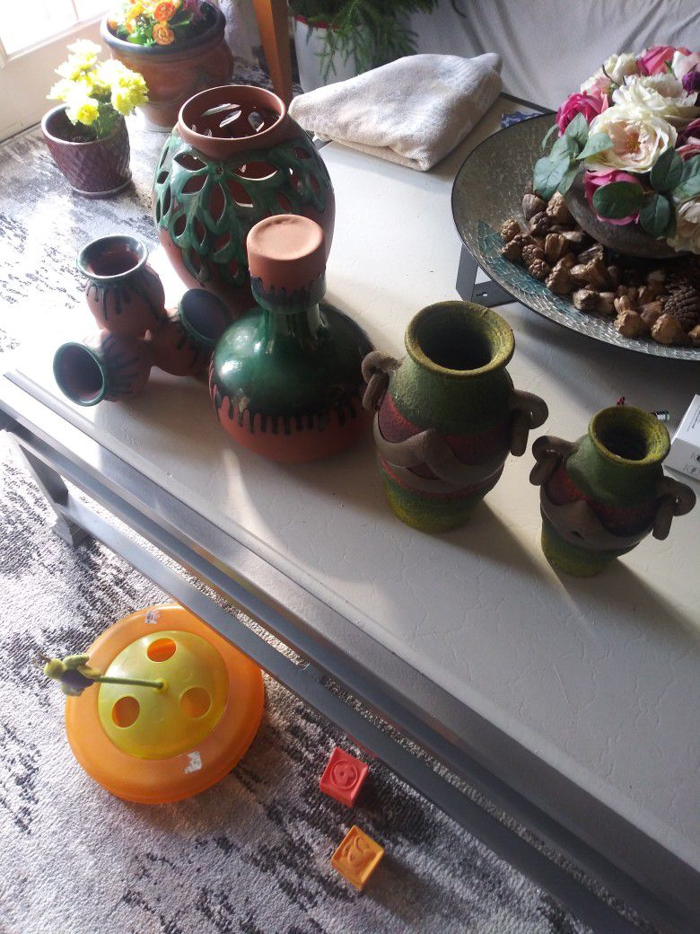 Home Decor Set Vases