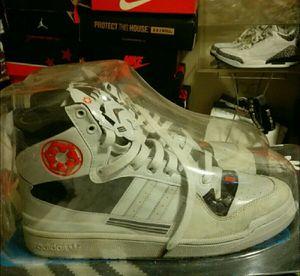 Adidas star wars sz12 $140 for Sale in Washington, DC