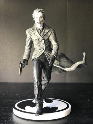 Batman black/white statues for Sale in Saint Cloud, FL