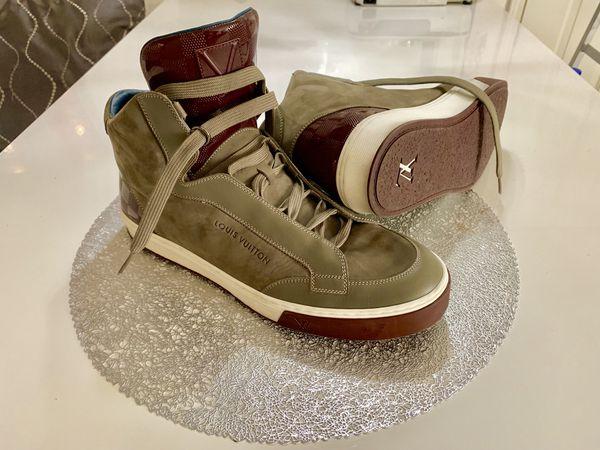c890b5392d4c Louis Vuitton High Top Men s Shoe for Sale in Las Vegas
