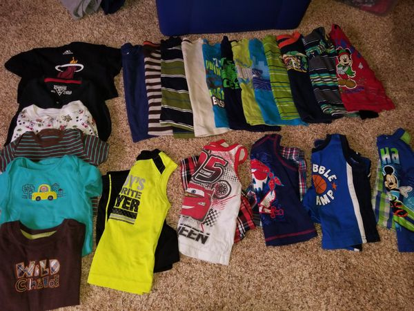 0d53b90789ea 18 Month Boy Clothing Lot   30 Pieces for 30 dollars   for Sale in ...