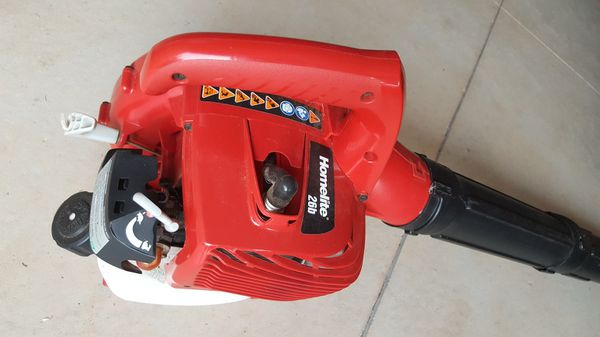 Homelite 26b gas blower for Sale in Winder, GA - OfferUp