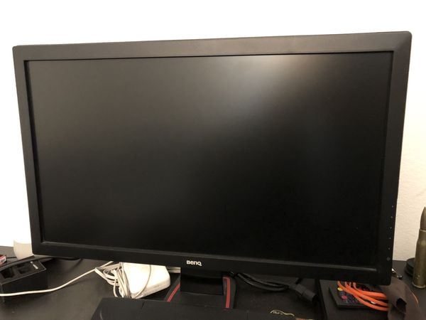 24 inch BenQ Gaming Monitor 1ms for Sale in Fontana, CA - OfferUp