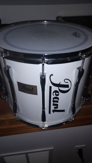 Pearl marching snare drum for Sale in Warrenton, VA