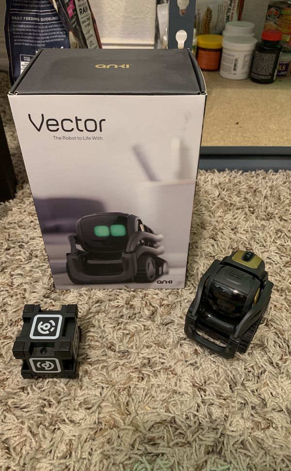 Anki Vector Robot for Sale in Grand Prairie, TX - OfferUp