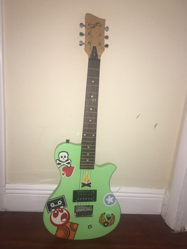 first act me 219 guitar for sale in west palm beach fl offerup. Black Bedroom Furniture Sets. Home Design Ideas