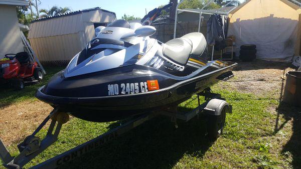 109 hrs.** Seadoo supercharged jet ski (Boats & Marine) in Pompano ...