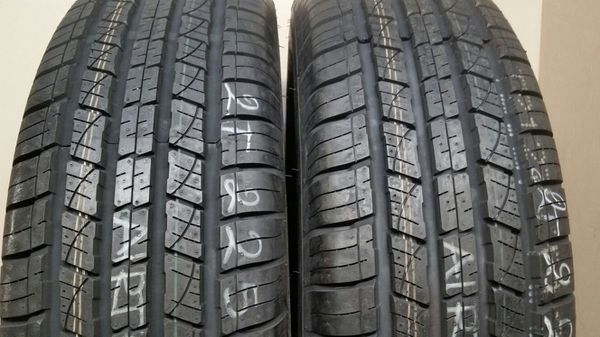Linglong Crosswind Tires >> 2 New Tires 225 75 16 Ling Long Cross Wind 4x4 Hp For Sale In