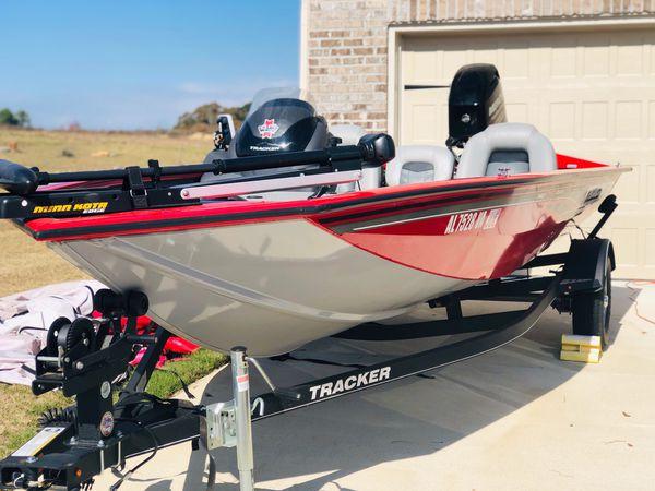 2018 tracker txw boat