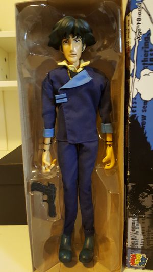 Cowboy Bebop Spike Spiegel Action Figure for Sale in Fresno, CA