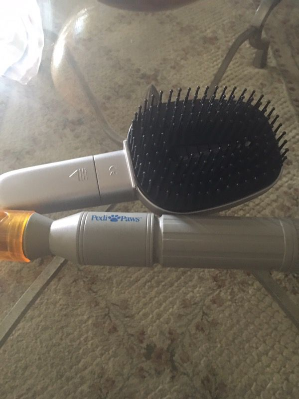 Pedi Paws Ionic Pet Brush For Sale In Las Vegas Nv Offerup