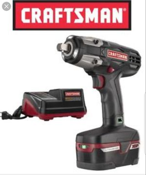 Craftsman Heavy Duty 1 2 Impact Wrenche 19 2v For In Long Beach Ca Offerup
