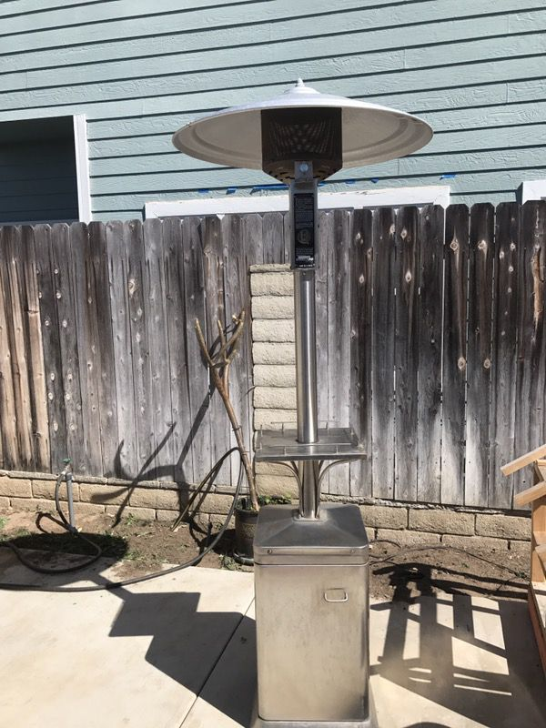 Kirkland Signature Stainless Steel Patio Heater Home Garden In San Clemente Ca Offerup