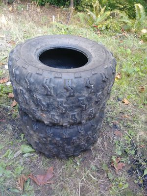 20x10Rx9 ATV tires for Sale in Renton, WA