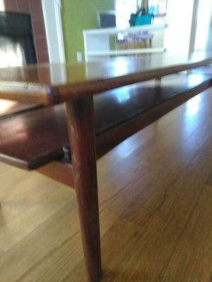 Wood Coffe table for Sale in Gaithersburg, MD