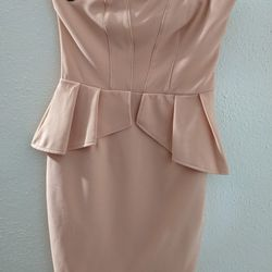 Small Forever 21 Pink Dress Thumbnail