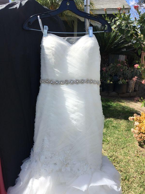 Designer Mori Lee wedding dress (Clothing & Shoes) in Norwalk, CA ...