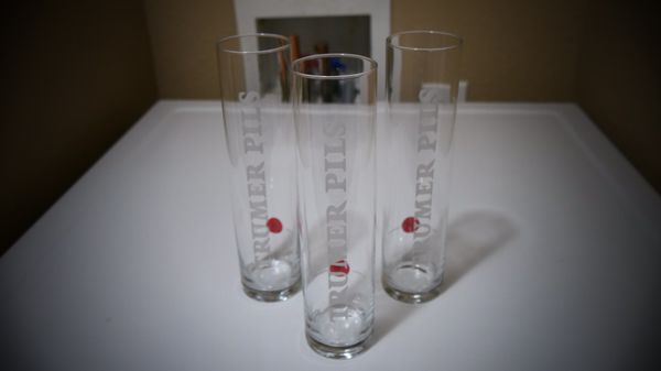 Trumer pils flutes for Sale in Denver, CO - OfferUp