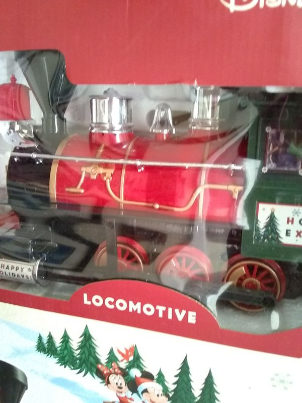 disney parks christmas train set for sale in colton ca offerup